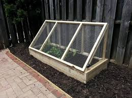 Grow And Protect Your Produce With A Removable Raised Garden Bed Fence Diy Projects For Everyone
