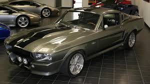car ford mustang shelby gt500 eleanor