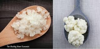 milk kefir from water kefir grains