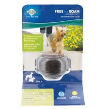 Petsafe Free To Roam Wireless Collar Dog Fence Systems Petsmart