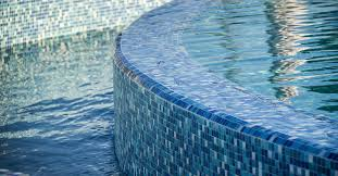glass tile mosaics for pools