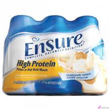 ensure plus high protein 220 ml