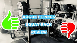 rogue fitness squat rack review sml 2