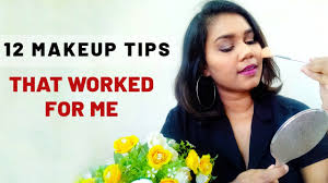 makeup tips you must try