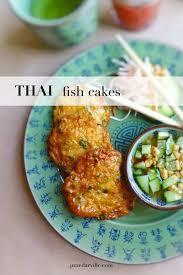 Easy Thai Fish Cakes (Tod Mun Pla ...