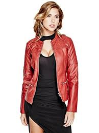 women s gwyneth quilted jacket by guess