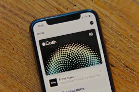 apple pay cash on the iphone is super