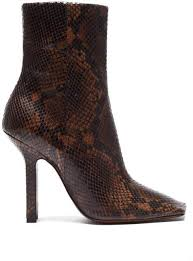 leather ankle boots womens