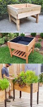 28 best diy raised bed gardens easy to