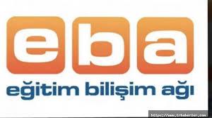 EBA giriş sayfası! MEB Bakanı Ziya Selçuk EBA canlı yayın