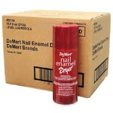 demert nail enamel spray dryer 212g 7