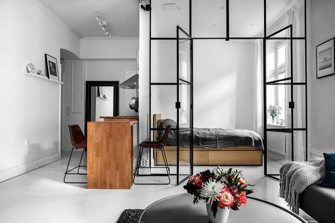 Ways to make your apartment look bigger