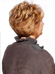 short curly hairstyles for over 50
