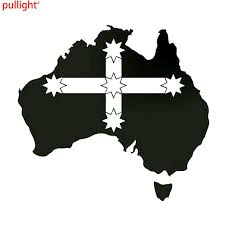 Australia Eureka Sticker 120mm Aussie Southern Cross Car Decal Car Decal Car Stickers Decalscar Decal Sticker Aliexpress