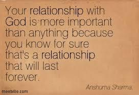 quotation anshuma sharma relationships god relationship