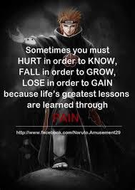 jiraiya quotes pain
