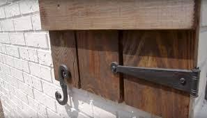 diy shutters home improvement