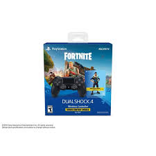 Sony Dualshock 4 Wireless Controller Fortnite Bonus Content Bundle Playstation 4 Gamestop