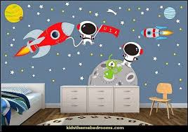 Decorating Theme Bedrooms Maries Manor Outer Space Theme Bedrooms Planets Decor Solar System Decor Themed Kids Room Kids Room Paint Space Themed Bedroom