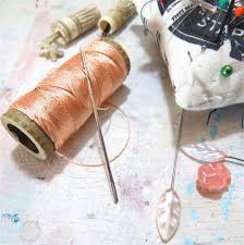 Priscilla Jones: Tool kit - TextileArtist.org