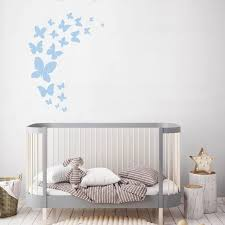 Butterflies Wall Decal Wall Decal Door Decal Window Decal Etsy
