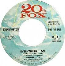 45cat - Denise Lor - Everything I Do (Concerto Of Love) / You're ...