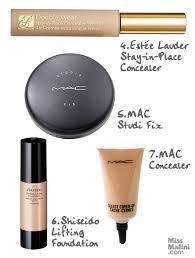 makeup items list with names saubhaya