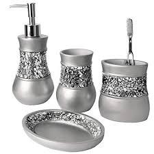 glass bathroom accessories com