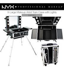 nyx makeup estación de maquillaje con