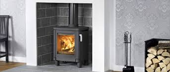 wood burning stove installation how