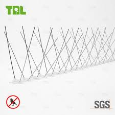 Fence Wall Spikes Anti Climb White Security Spike Cat Bird Repellent Deterrent Tlbs0102 Buy Bird Spikes Bird Repellent Deterrent Fence Wall Spikes Product On Alibaba Com