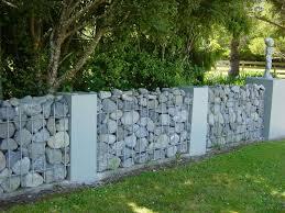 Gabion Rock Baskets Secure Rock Wall Fences Rock Basket Retaining Walls Nz Fence Design Rock Wall Fencing Gabion Fence
