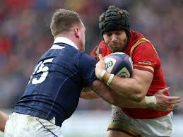 The Wales v Scotland head-to-head ...