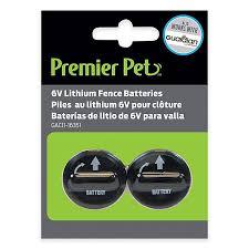 Premier Pet 6v Fence Batteries Set Of 2 Bed Bath Beyond