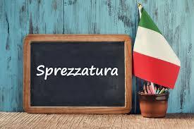 italian word of the day sprezzatura