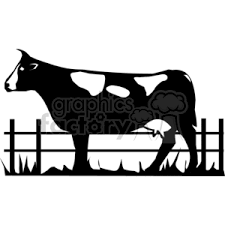 Cow Clipart Fence Cow Fence Transparent Free For Download On Webstockreview 2020