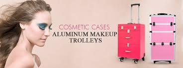 quality makeup vanity case makeup