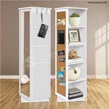 5 cube rotating swivel storage cabinet