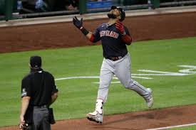 Civale goes distance, Indians beat Bucs 6-1 for 5th straight - The San  Diego Union-Tribune