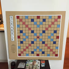 magnetic board game for his wall