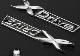 1pc Metal X Drive Xdrive Logo Car Body Emblem Badge Sticker Decal For Bmw Archives Statelegals Staradvertiser Com