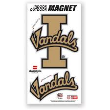 University Of Idaho Car Accessories Hitch Covers Vandals Auto Decals Lids Com