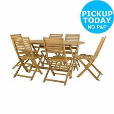 8 seater wooden corner sofa garden