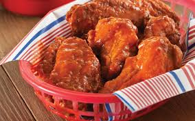 clic buffalo wings from cooking with