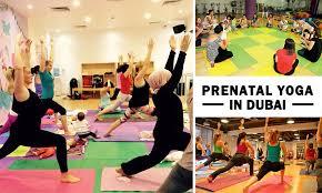prenatal yoga in dubai for mum to be