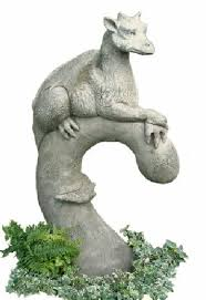 cast stone garden ornaments and