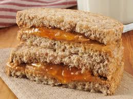 big pb j sandwich nutrition facts eat