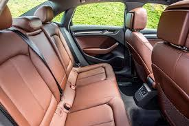 2017 audi a3 sedan interior photos