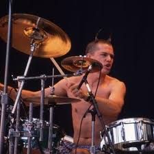 No Doubt drummer Adrian Young | Sound of music, Adrian, Drummer