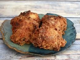 crispy oven fried en thighs or legs
